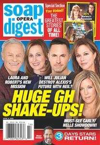 Soap Opera Digest - April 06, 2020