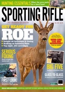 Sporting Rifle – April 2019
