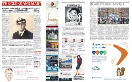 The Globe and Mail – August 30, 2017
