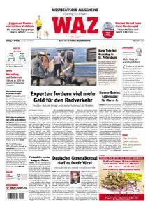 WAZ Westdeutsche Allgemeine Zeitung - 4 April 2017