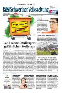 Schweriner Volkszeitung Hagenower Kreisblatt - 11. Februar 2020