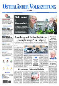 Osterländer Volkszeitung – 31. Dezember 2019