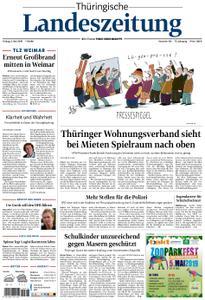 Thüringische Landeszeitung – 03. Mai 2019
