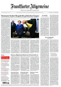 Frankfurter Allgemeine Zeitung F.A.Z. - 27. September 2017