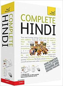 Complete Hindi: Your Complete Speaking, Listening, Reading and Writing