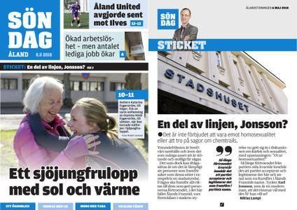 Ålandstidningen – 06 maj 2018