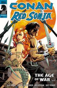 Conan Red Sonja 03 of 04 - The Age of War 2015 digital