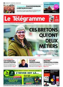 Le Télégramme Brest Abers Iroise – 20 novembre 2019