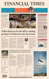 Financial Times Europe - May 5, 2021