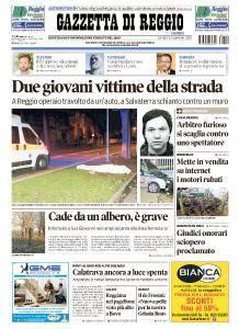 Gazzetta di Reggio - 22 Gennaio 2018