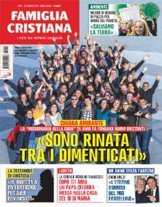 Famiglia Cristiana N.12 - 24 Marzo 2019