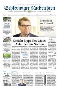 Schleswiger Nachrichten - 19. Juni 2019