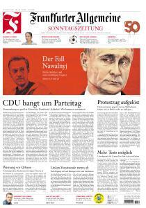 Frankfurter Allgemeine Sonntags Zeitung - 30 August 2020