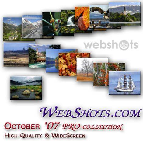 WebShots premium content (october '07 collection)