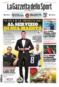 La Gazzetta dello Sport Roma – 16 luglio 2019