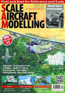 Scale Aircraft Modelling - October 2017
