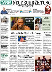 NRZ Neue Ruhr Zeitung Essen-Postausgabe - 25. Mai 2019
