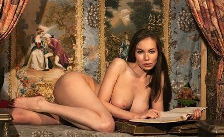 Elvira Loy - Sergey Lenin Photoshoot 2016