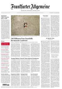 Frankfurter Allgemeine Zeitung F.A.Z. - 23. August 2018