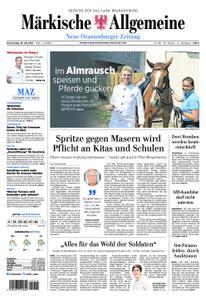 Neue Oranienburger Zeitung - 18. Juli 2019