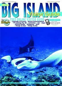 Aloha - Big Island Visitor Guide - June 2018