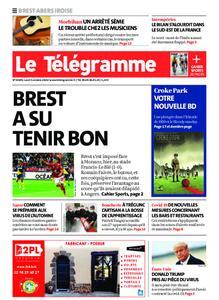 Le Télégramme Brest Abers Iroise – 05 octobre 2020