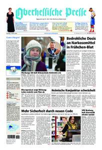 Oberhessische Presse Marburg/Ostkreis - 09. Februar 2019