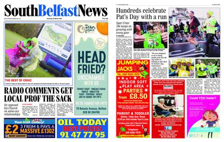 South Belfast News – March 25, 2019