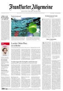 Frankfurter Allgemeine Zeitung - 8 Mai 2021