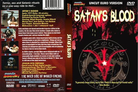 Satan's Blood (1978)  Don't Panic [Mondo Macabro - Out Of Print] [ReUP 2018]