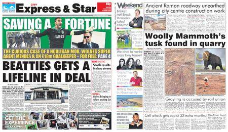Express and Star City Edition – June 23, 2018