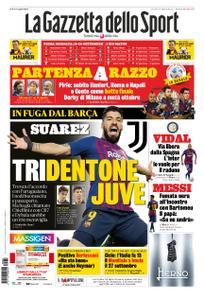La Gazzetta dello Sport – 03 settembre 2020