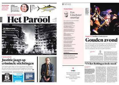 Het Parool – 30 september 2017