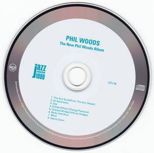 Phil Woods - The New Phil Woods Album (1975) {2015 Japan Jazz Collection 1000 Columbia-RCA Series SICJ 96}