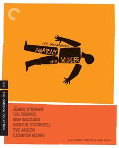 Anatomy of a Murder (1959) + Extras [The Criterion Collection]