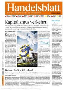 Handelsblatt - 15. Juni 2016