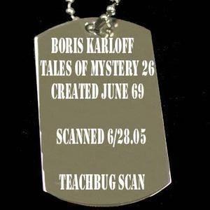 Boris Karloff Tales of Mystery 026 1969