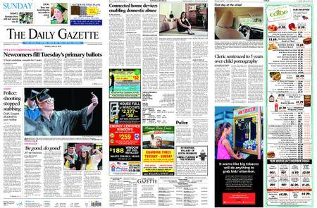 The Daily Gazette – June 24, 2018