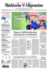Neue Oranienburger Zeitung - 29. Mai 2019