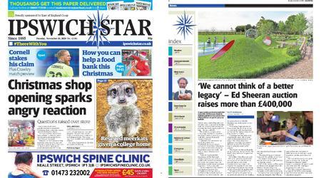 Ipswich Star – November 10, 2020