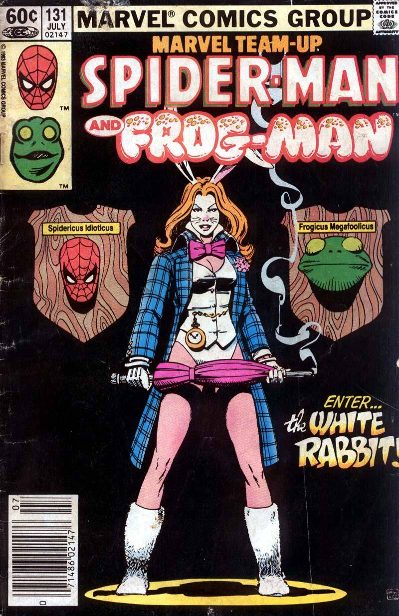 Marvel Team-Up v1 131 1983