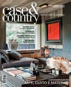 Case & Country - Febbraio 2016