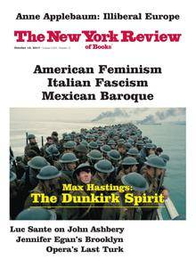 The New York Review of Books - October 12, 2017