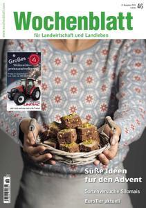 Wochenblatt - 13 November 2018