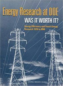 Energy Research at DOE: Was it Worth It? Energy Efficiency and Fossil Energy Research 1978 to 2000