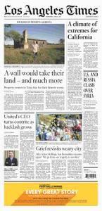 Los Angeles Times  April 12 2017