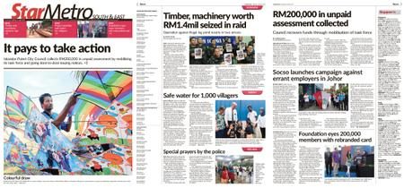 The Star Malaysia - Metro South & East – 16 April 2019