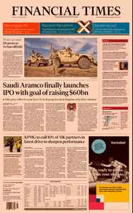 Financial Times UK – 04 November 2019