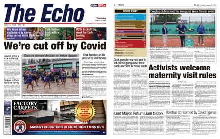 Evening Echo – August 17, 2021
