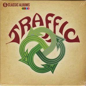 Traffic - 5 Classic Albums (2017) (5CD Box Set}